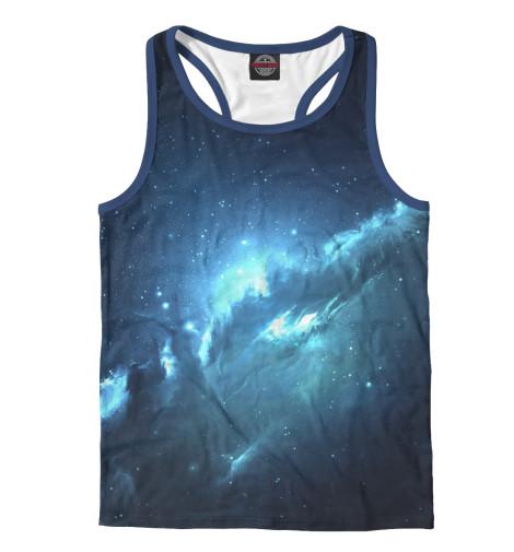 Майка борцовка Print Bar Atlantis Nebula майка борцовка print bar russia nebula