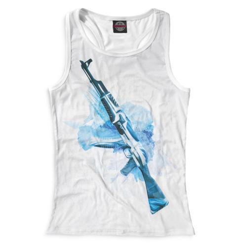 Женская майка-борцовка AK-47 | Vulcan