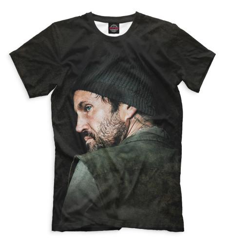 Мужская футболка Джип Хэнсон