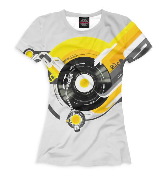 Купить Женская футболка Trance MUS-192886-fut-1