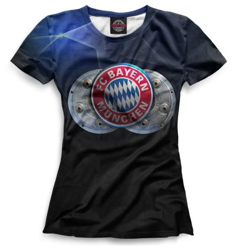 Женская футболка FC Bayern Munchen
