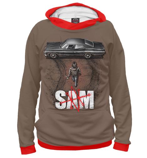 Худи Print Bar Sam Winchester свитшот print bar sam