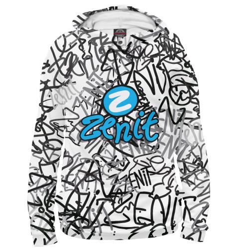 Худи Print Bar ZENIT graffiti свитшот print bar zenit
