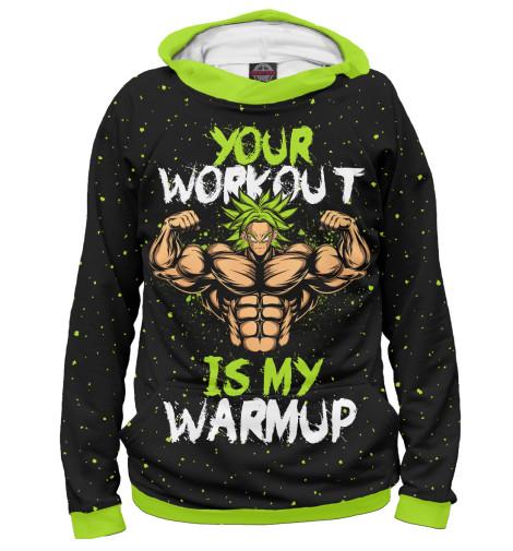 Худи Print Bar My Workout math workout for ged test