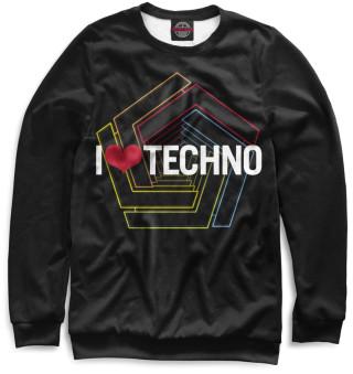 Свитшот Techno (8)
