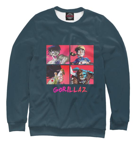 Купить Свитшот для девочек Gorillaz GLZ-650189-swi-1