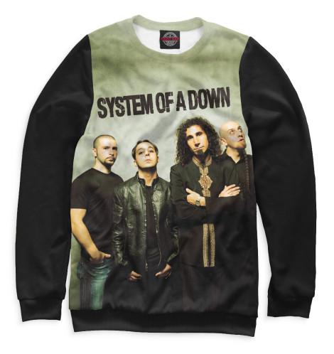 Мужской свитшот System of a Down