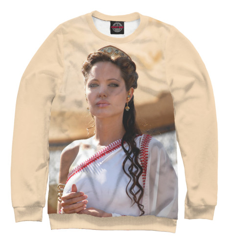 Свитшот Print Bar Александр — Анджелина Джоли футболка классическая printio анджелина джоли