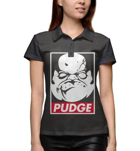 Поло Print Bar Pudge