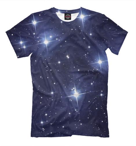 Футболка Print Bar Звездное Небо ночник bradex звездное небо