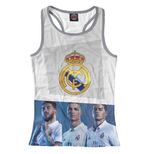 Майка борцовка Print Bar Real Madrid Collection tryp madrid centro ex tryp washington 3 мадрид