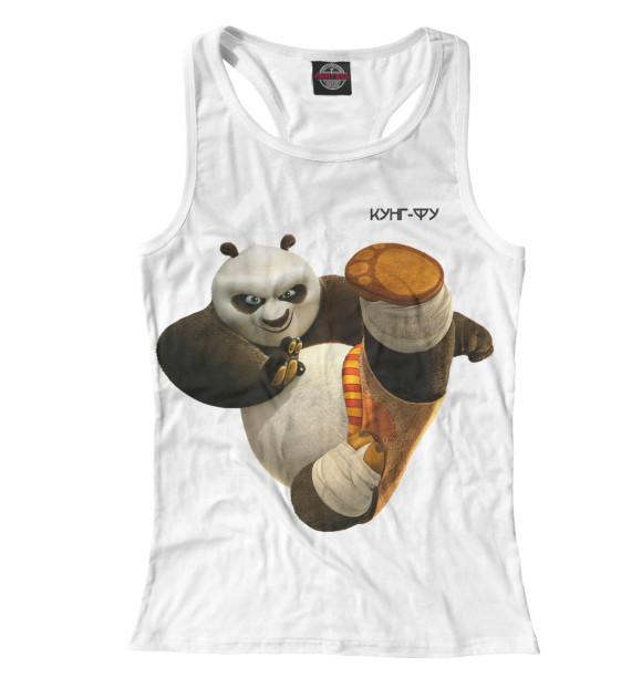 Купить Майка для девочки Кунг-фу панда MFR-372310-mayb-1