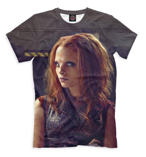 Мужская футболка Айриса Ниира