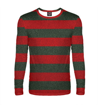 Мужской лонгслив Freddy Krueger Uniform