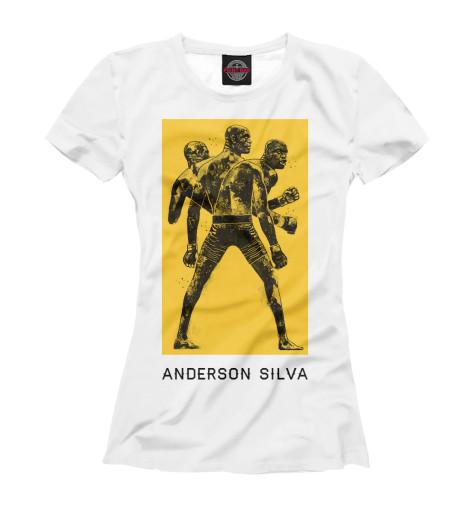 Футболка Print Bar Андерсон Сильва