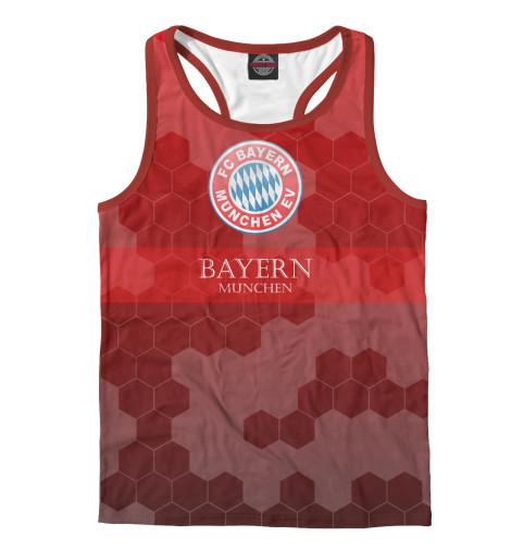 где купить Майка борцовка Print Bar Bayern Munchen по лучшей цене
