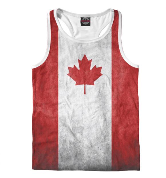 Купить Майка для мальчика Флаг Канады CTS-110169-mayb-2