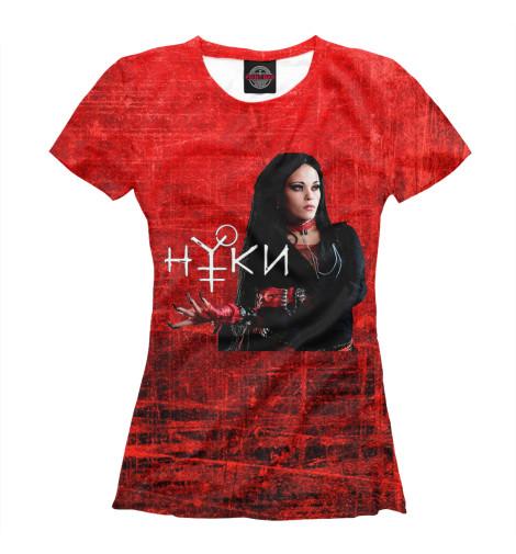 Купить Женская футболка Нуки MZK-789926-fut-1