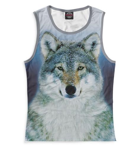 Купить Женская майка Волк VLF-507148-may-1