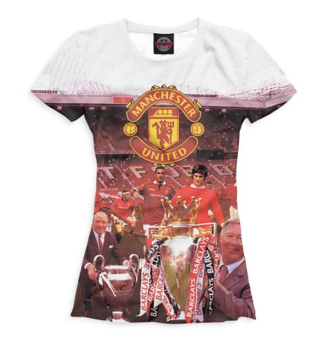 Футболка Print Bar Manchester United