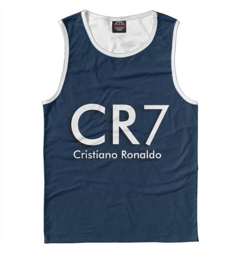 Майка Print Bar Cristiano Ronaldo CR7