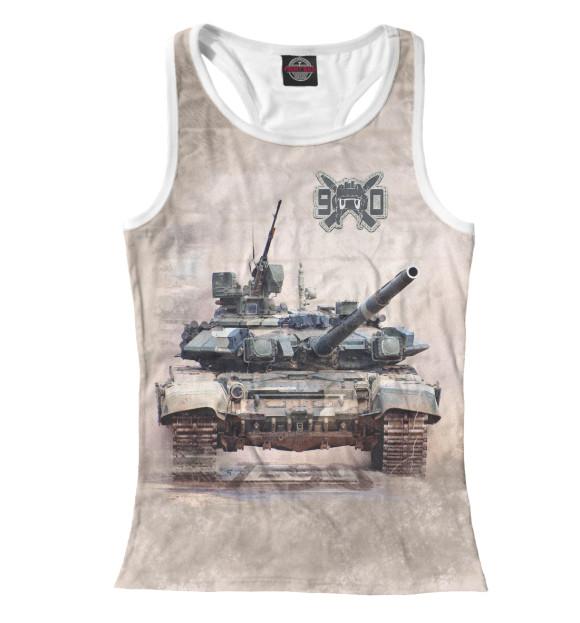 Купить Женская майка-борцовка Т-90 TNK-861721-mayb-1
