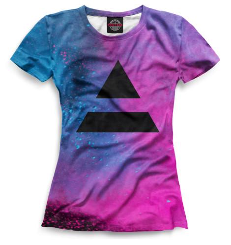 Женская футболка 30 Seconds to Mars