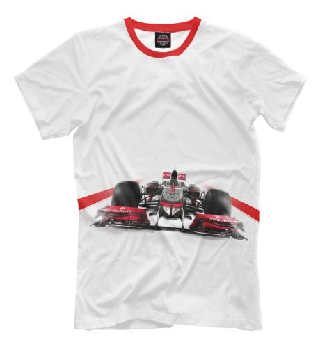 Купить Мужская футболка McLaren SPC-120517-fut-2