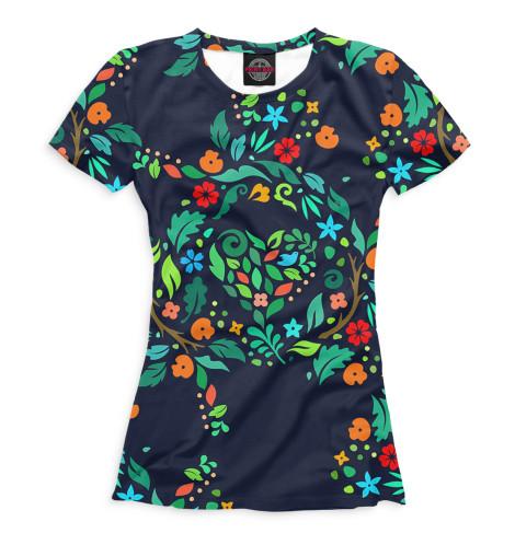 Купить Женская футболка 8 марта MRT-237843-fut-1