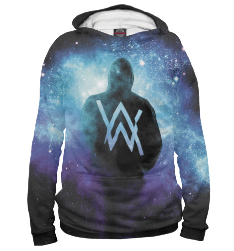 Худи Print Bar Alan Walker alan walker