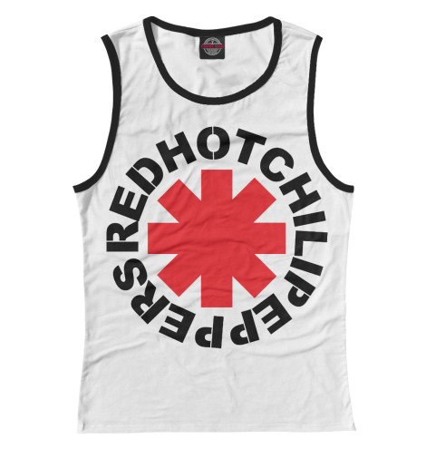 Майка Print Bar Red Hot Chili Peppers red hot chili peppers live at slane castle