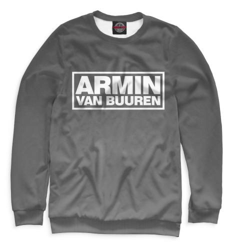 Мужской свитшот Armin van Buuren