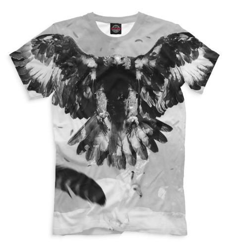 Мужская футболка Орёл