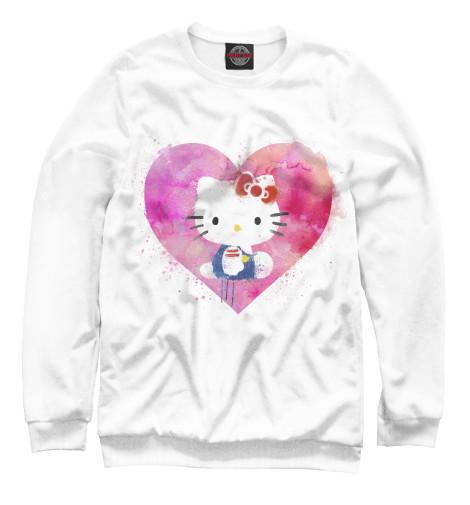 Купить Мужской свитшот Hello Kitty HLK-564604-swi-2