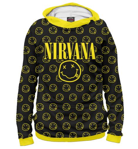 Худи Print Bar Nirvana Forever nirvana
