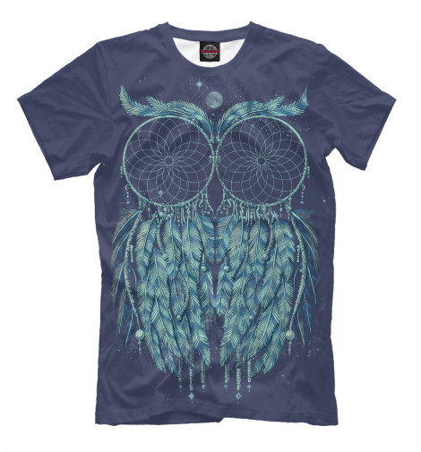 Футболка Print Bar Owl dream футболка print bar dark owl