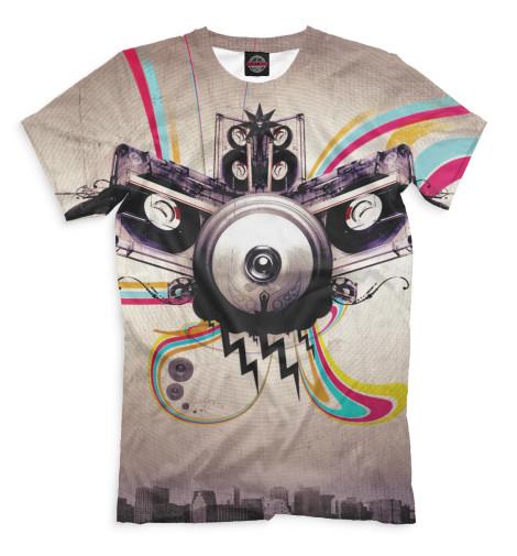 Мужская футболка Trance