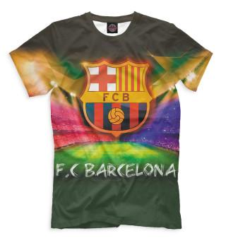 b12482ac1032b Футболки FC Barcelona - купить футболки с принтом, надписями и ...