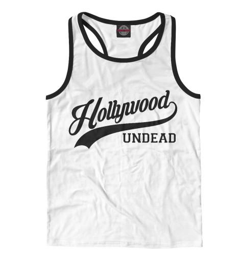 Майка борцовка Print Bar Hollywood Undead худи print bar hollywood undead 4l