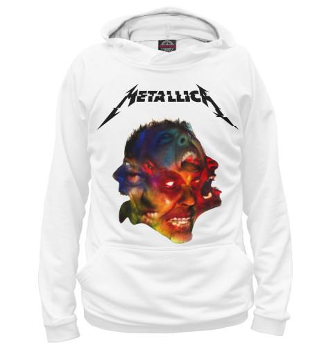 Худи Print Bar Metallica Hardwired свитшот print bar metallica hardwired   to self destruct