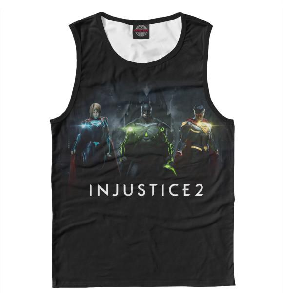Купить Майка для мальчика Injustice 2 INJ-295174-may-2