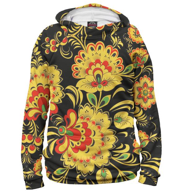 Женское худи Хохлома VSY-300186-hud-1  - купить со скидкой
