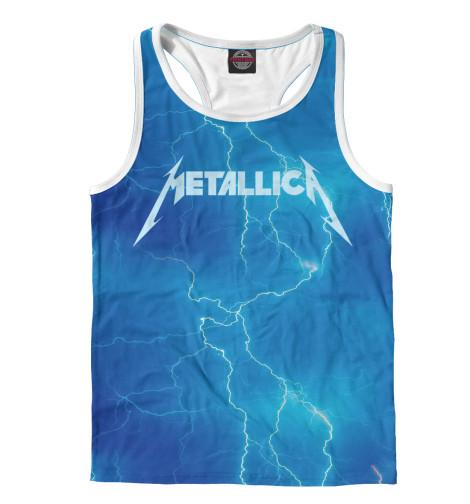 Майка борцовка Print Bar Metallica майка борцовка print bar metallica