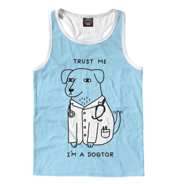Купить Майка для мальчика Dogtor VRC-851985-mayb-2