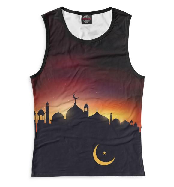 Купить Майка для девочки Ислам ISL-493170-may-1