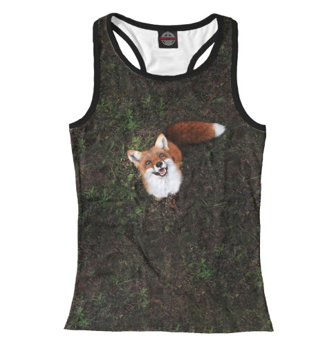 Купить Майка для девочки Лиса FOX-101123-mayb-1