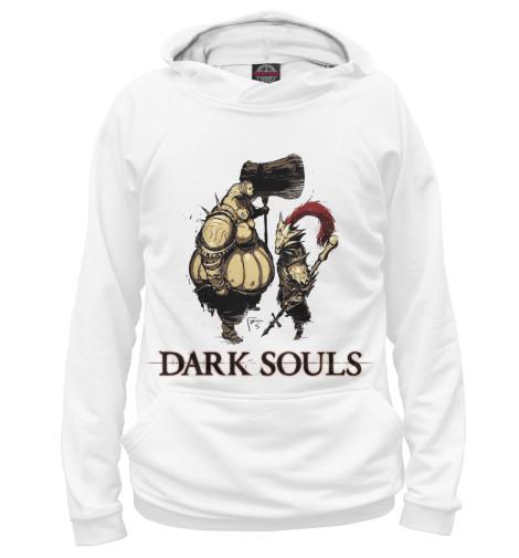 Худи Print Bar Dark Souls riggs r library of souls