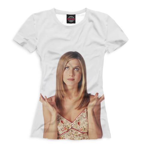 Женская футболка Рейчел Грин