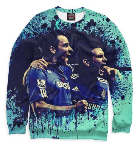 Женский свитшот FC Chelsea