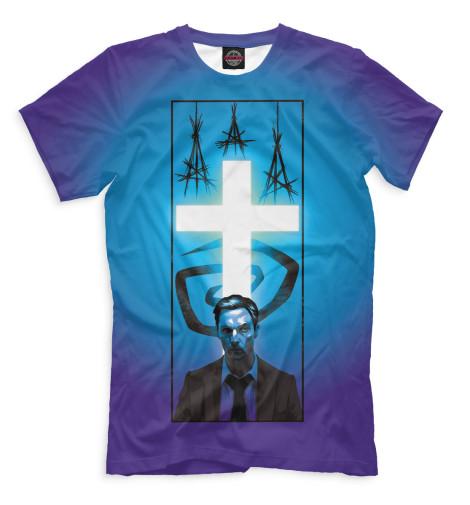 Мужская футболка Раст Коул